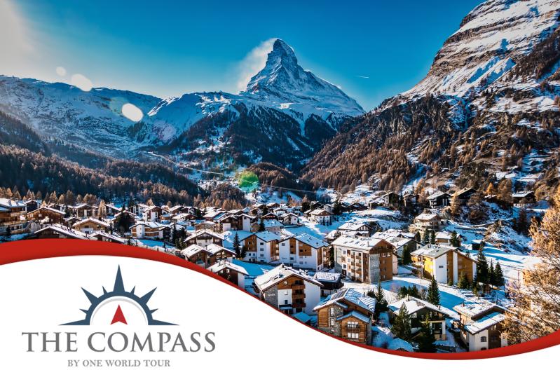 """""""สวิตเซอร์แลนด์"""" มีครบทุกประสบการณ์ท่องเที่ยว"""