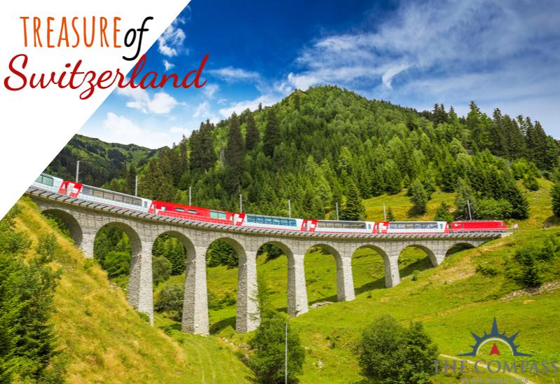 5 ขุมทรัพย์ แหล่งท่องเที่ยว สวิตเซอร์แลนด์ #SWITZERLAND DREAM NOW – TRAVEL LATER