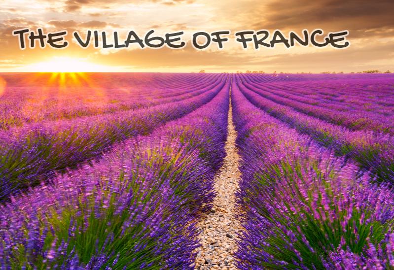 หมู่บ้านที่สวยที่สุดของฝรั่งเศส #THECOMPASS ONE WORLD TOUR AND TRAVEL